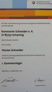Florian Schneider übernimmt die Leitung